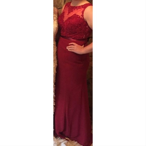 Dresses Ashleyjustin Formal Dress Size 14 Poshmark